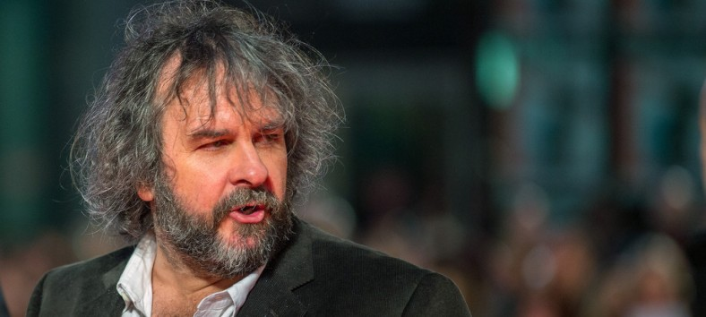 New Zealand director Peter Jackson arrives for the European premiere of the adventure film 'The Hobbit - The Desolation of Smaug' in Berlin, Germany, 09 December 2013. The film will start screening in cinemas across Germany on 12 December 2013. Photo: HANNIBAL/dpa Creative commons by-nc-sa 2.0